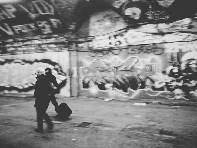 Sideways Stare Streetart Blackandwhite Andrographer Keep It Blurry