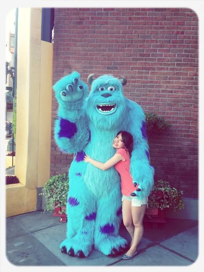Love Theater Disney World Monsters INC