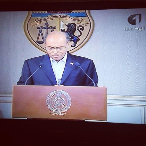 استشهاد شهيد دفعة واحيدة طرطور تونس رئيس مؤقت