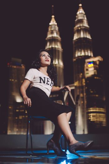 The Fashionist - 2015 EyeEm Awards Kuala Lumpur Malaysia  Suria KLCC The Portraitist - 2015 EyeEm Awards Cities At Night