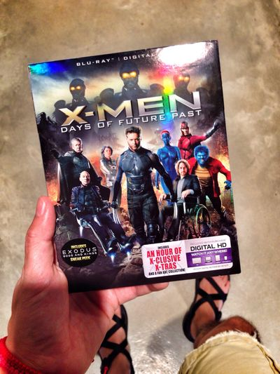 Probably the only good news Ive received in the last 10 days. Xmen DaysOfFuturePast Movies Power