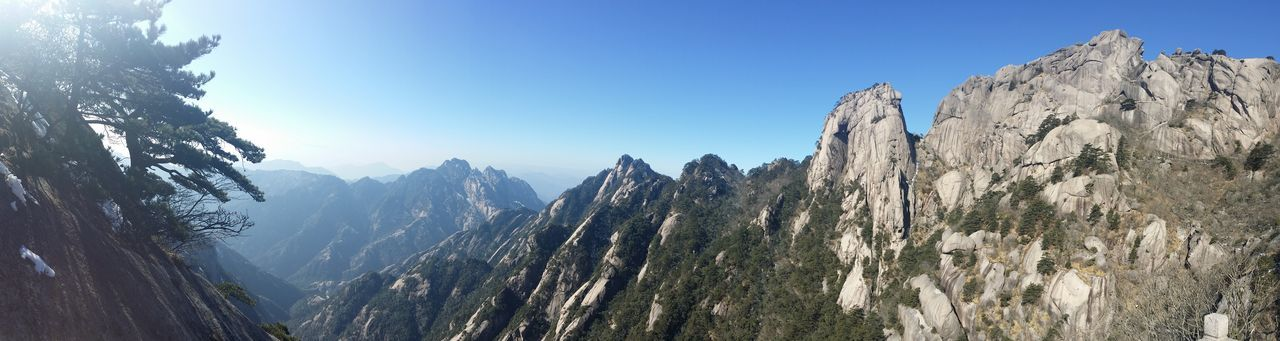 Cliff Cold Temperature Day Geology Hill Huangshan Landscape Majestic Mountain Mountain Range Nature Nature Photography Non-urban Scene Physical Geography Rock Rock Formation Rocky Rough Scenics Tranquil Scene Tranquility