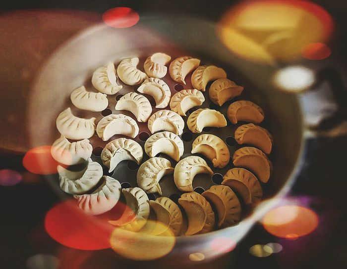 Beautifully Organized Food Dumplings Nepalese Yummy Food And Drink Large Group Of Objects Close-up Plate Indoors  No People Holiday - Event Freshness Christmas Healthy Eating Night Ready-to-eat