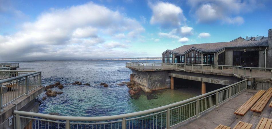 Monterey Ocean Clouds Sea And Sky The EyeEm Facebook Cover Challenge