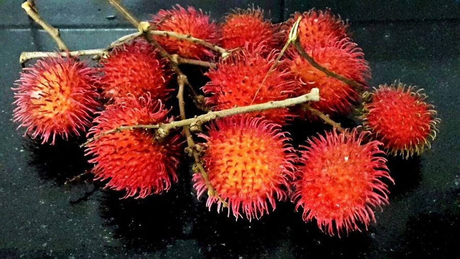 No People Red Close-up Nature Freshness Indoors  Day Food Rambutan EyeEm Best Shots EyeEm Nature Lover
