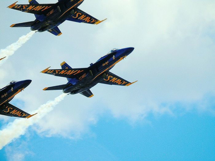 Blue Angels & Blue Skies Blue Angels 2016 National Cherry Fest US Navy Blue Angels Blue Angels Feel The Journey High Performance Eye Em Best Shots Eye Em Best Edits EyeEm Best Shots EyeEm Gallery EyeEm Best Edits EyeEmBestPics
