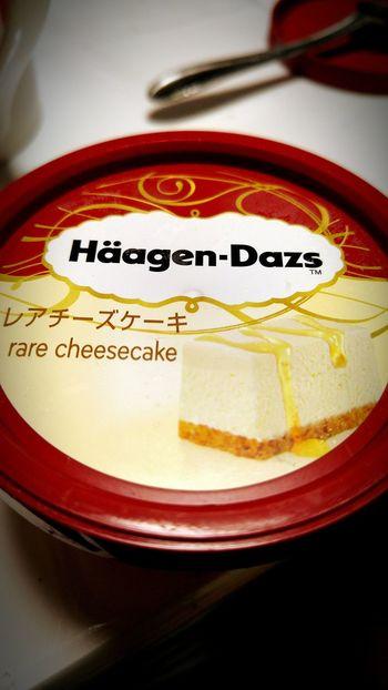 Close-up Food Sweet Ice Cream Häagen-Dazs アイス ハーゲンダッツ Rarecheesecake レアチーズケーキ