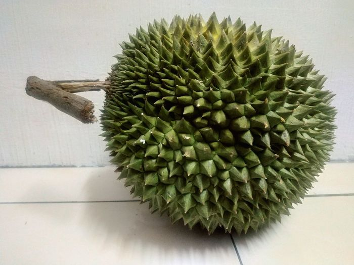 Durian Fruit Photography Fruits Lover Fruit Sale Malaysia Fruits Fruit Durian Fruit Durians Durian Season Durians Shop Durian Fiesta King Fruit Durian Farm Spiked Thorn Close-up Plant Green Color