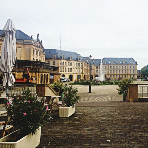 Placeses Squares Metz, France