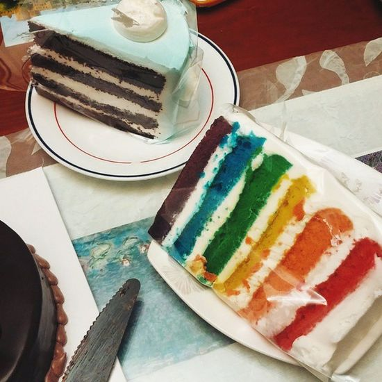 케이크 고마워케이크 Cake