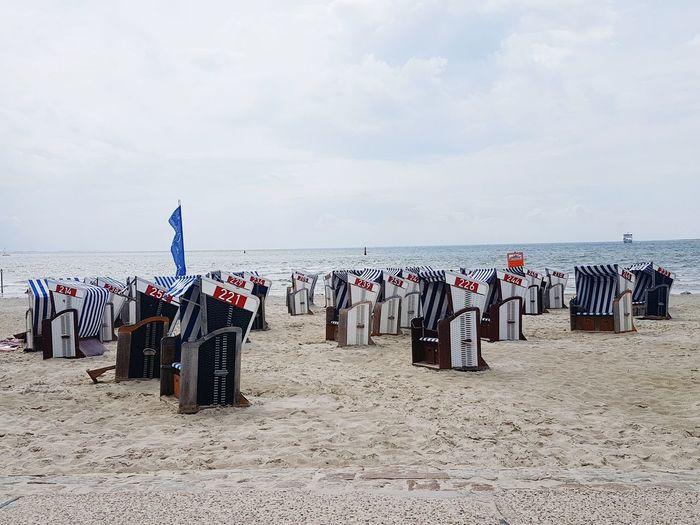 Norderney Norderney Ist Mein Hawaii Strand Strandkörbe