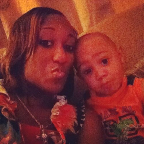 Me And My Lil Boo
