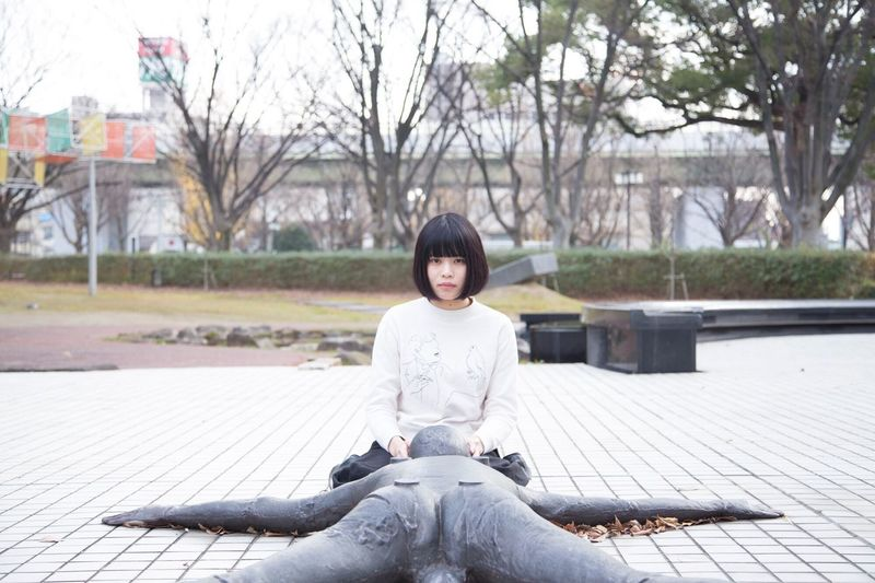 解放 非日常 愛知 カメラ 女 自然 写真 Japan 日本 Earth Girl Photo 脱力 Camera 名古屋 EyeEm Gallery EyeEm Best Shots First Eyeem Photo ポートレート Portrait 和