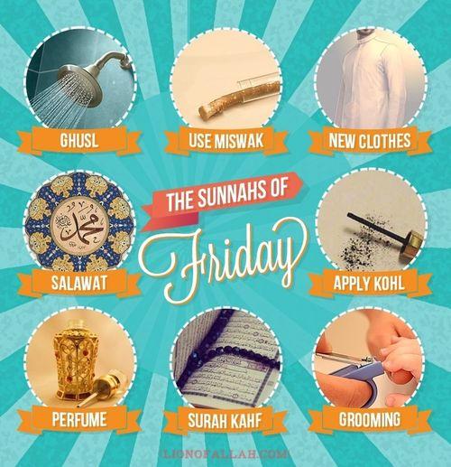 The Sunnahs of Friday