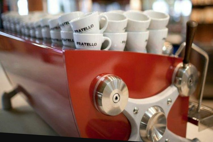 Coffee Shop Espressohouse Espresso Thirdwavecoffee Barista Baristalife Brands  Onbrand Cultures Coffeeshop Coffeeaddict EyeEmNewHere