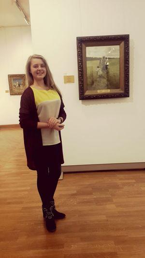 Репин рулит!))) in National Art Museum
