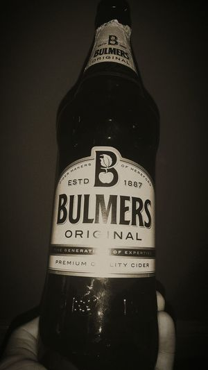 Cider Alcohol Bulmers Original Tasty Smooth Thoughts?  Anyone else like Bulmers cider?