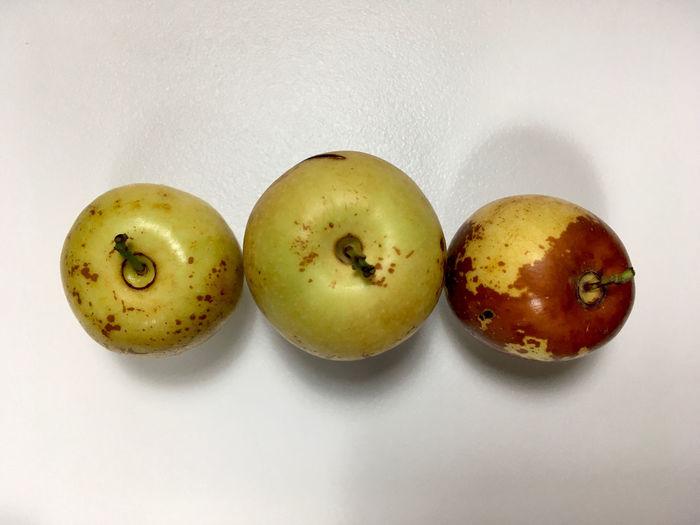 Three brown