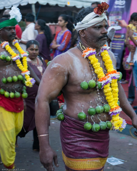 Colors Of Carnival Soul Searching Thaipusam2016 Hinduism Devotees Malaysia Inner Power