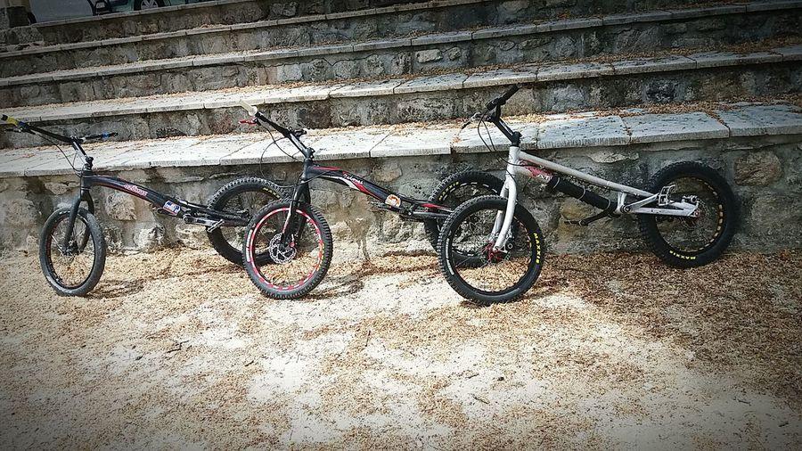 Bike Trialbike Friendtrip Fun Wednesday BikeSpot