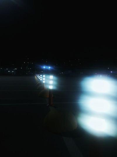 Illuminated Ice