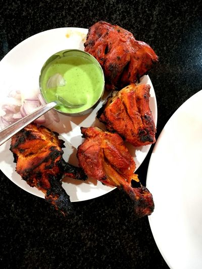 TandooriChicken India Food Indianfood Chickens