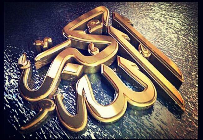 Allah Enjoying Life Hi! Hello World