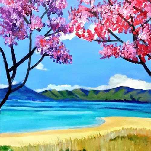 Kelor Island Beach Flores INDONESIA 😊🌊🌴🌞🎵🎶 Art ArtWork Artist Artists Painting Painter Paint Nature Natural Contemporary Contemporaryart WorkOfArt Followart Artlovers Artlover Artlove Acrylic Acrylicpainting  Color Colors instaart instaartist forsale On Canvas 70 × 50 cm.