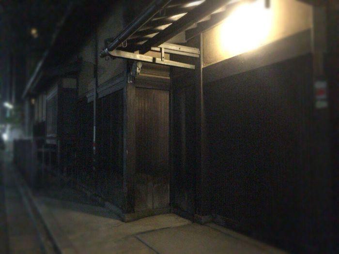 Kyoto Noir Nuitt Kyoto Night Kyoto Night Street Kyoto,japan Kyoto Ombre Kyoto Matiya