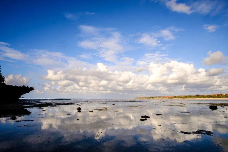 Beach Sky Blue