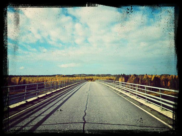 Road Autumn Fall Colours Of Autumn #nature