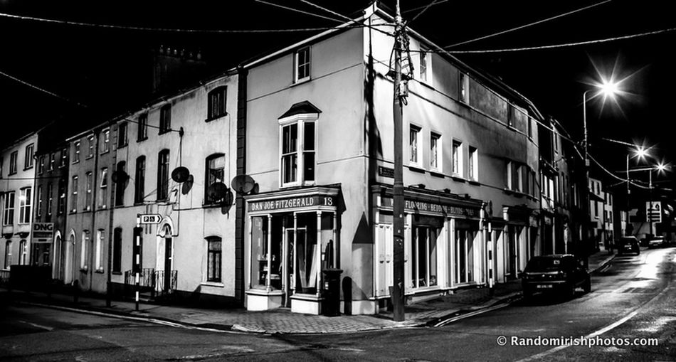 Mallow by night. Cork Ireland Eyeem Ireland EE_Daily: Black And White