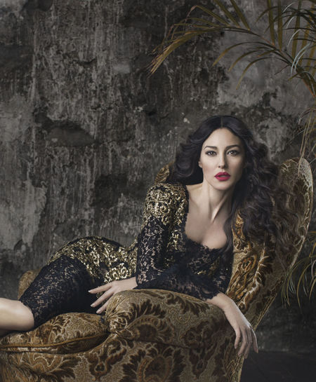 I'm a lucky person because I've been loved a lot. I have a great family. Monicabellucci Icon идеальная женщина