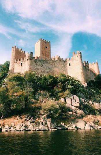 Almorol Castle Pedroleitao Portugaldenorteasul
