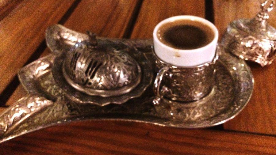 Outdoors Coffee #goodTime #heart #friend #me Osmanlı A#egypt