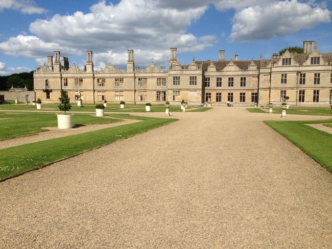 Architecture Building Exterior Exterior Famous Place Historic History Kirby Hall Outdoors