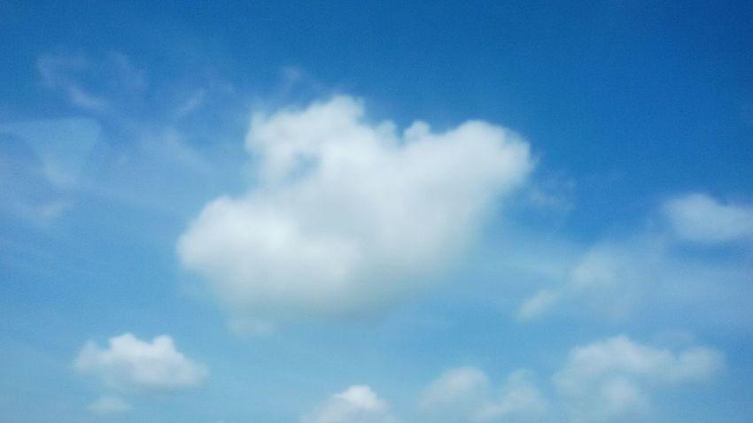 Cervia Pinarella Nuvole Bianche Nuvole Cielo Y Nubes  Cielo E Nuvole Sky And Clouds Skylovers Skyporn