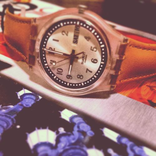 My Swatch Watchlover Time