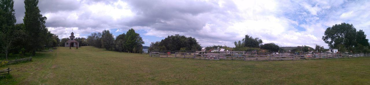isla aucar,almas de navegantes Cloud - Sky Tree Outdoors Sky Tranquility Landscape Day