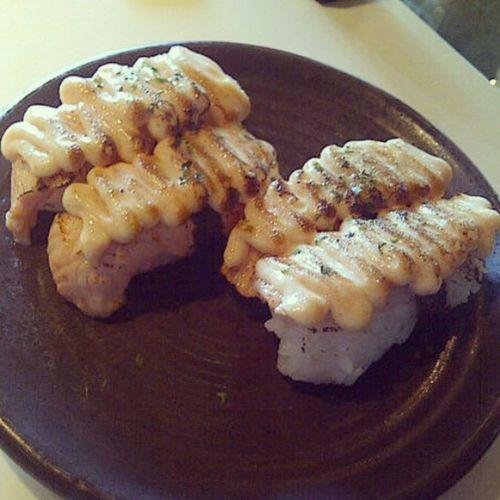 Sushi Fish Fresh Japanese  InstaFood instagram Instagood Igers