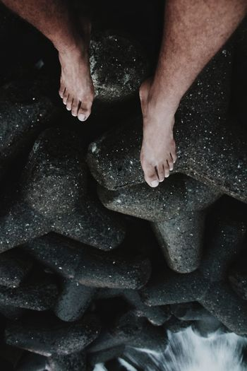 Barefoot People Adult Sand Only Men One Man Only Human Hand Indoors  Men Salt - Mineral Adults Only Human Body Part One Person Working Manual Worker Close-up Day Mix Yourself A Good Time The Week On EyeEm Love Yourself HUAWEI Photo Award: After Dark
