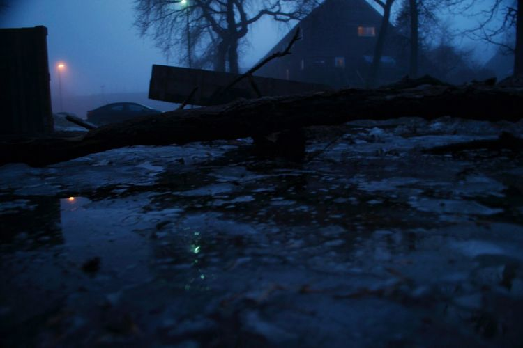 Creepy Creepy House Haunting  Haunted House Eerie Scene Bubbling Swamp Fog Lights And Shadows Reflections Off Surfaces Wagon  Derilict Scary Movie Scene Spooky Scene Horror Imagery Haunted Cabin Horror Thriller Backdrop