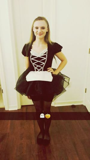 Happy Halloween! Halloween Frenchmaid