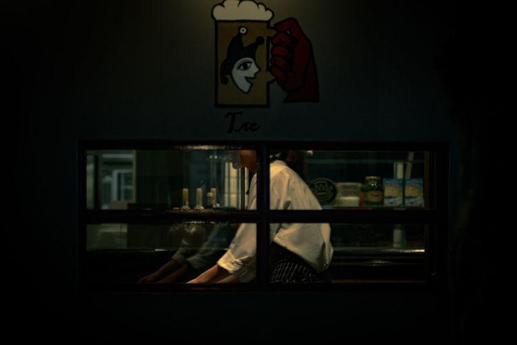 window Tokyo,Japan Tokyo Street Photography Japan Japan Photography EyeEmNewHere Restaurant Window Ginza Tokyo Water Outdoor Cafe Waitress Window Frame Window Sill Fine Dining Looking Through Window Urban Scene