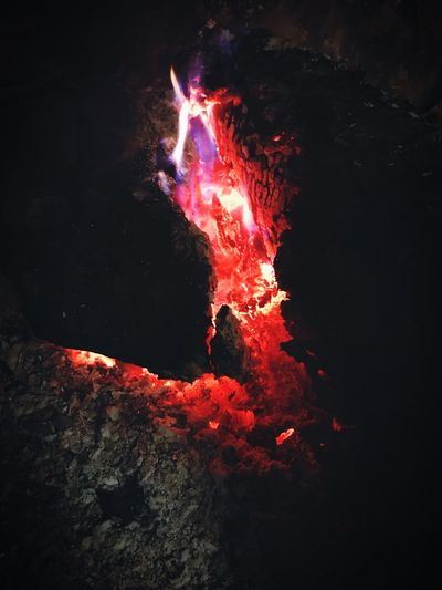 ~ I see fire ~ Fireplace Winter Winter Fire Calido Quiet Moments Peaceful Night Red Burning Heat - Temperature Fire Nature Flame Glowing Motion Fire - Natural Phenomenon Illuminated No People Campfire