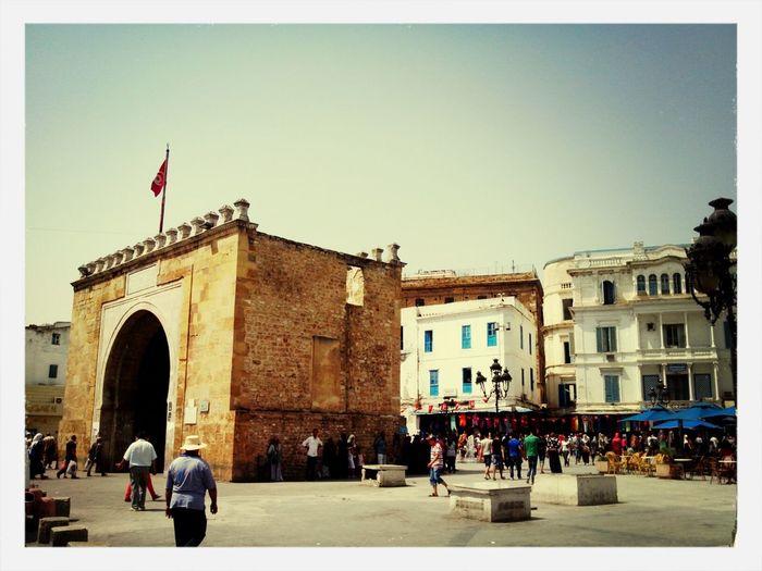 Ancienne Porte Tunisie