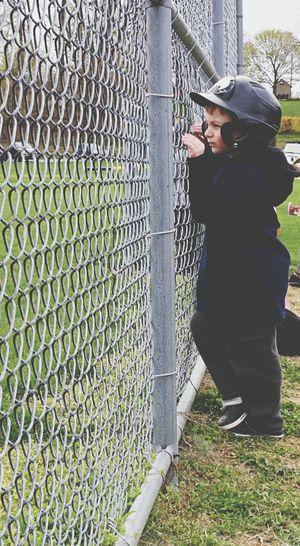 Deceptively Simple The Moment - 2015 EyeEm Awards The Photojournalist - 2015 EyeEm Awards Autismawareness Alone No More Bullies Children Sports Watching Baseball
