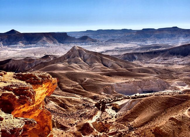 Landscape Desert The Great Outdoors - 2017 EyeEm Awards
