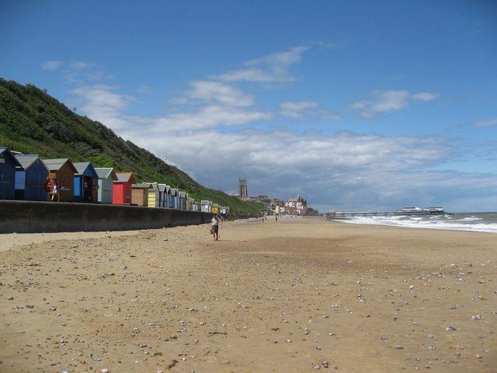 Near And Far Beach England Life Is A Beach