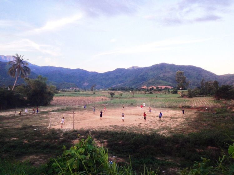 Vietnam Countryside ASIA Vietnamese Football Football Life Soccer Sport Sports Photography Country Life Country Living Asian Culture Da Nang Bach Ma Nationalpark Childhood Life Lifestyles Lifestyle Life In Motion Lifeisbeautiful Natural Tranquility Tranquil Scene Children Playing EyeEmNewHere Long Goodbye The Great Outdoors - 2017 EyeEm Awards